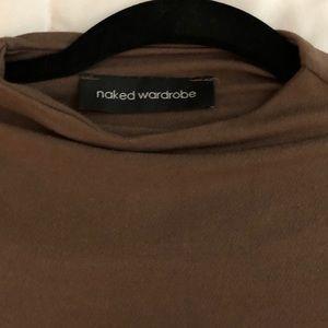 naked wardrobe Tops - Naked Wardrobe bodysuit